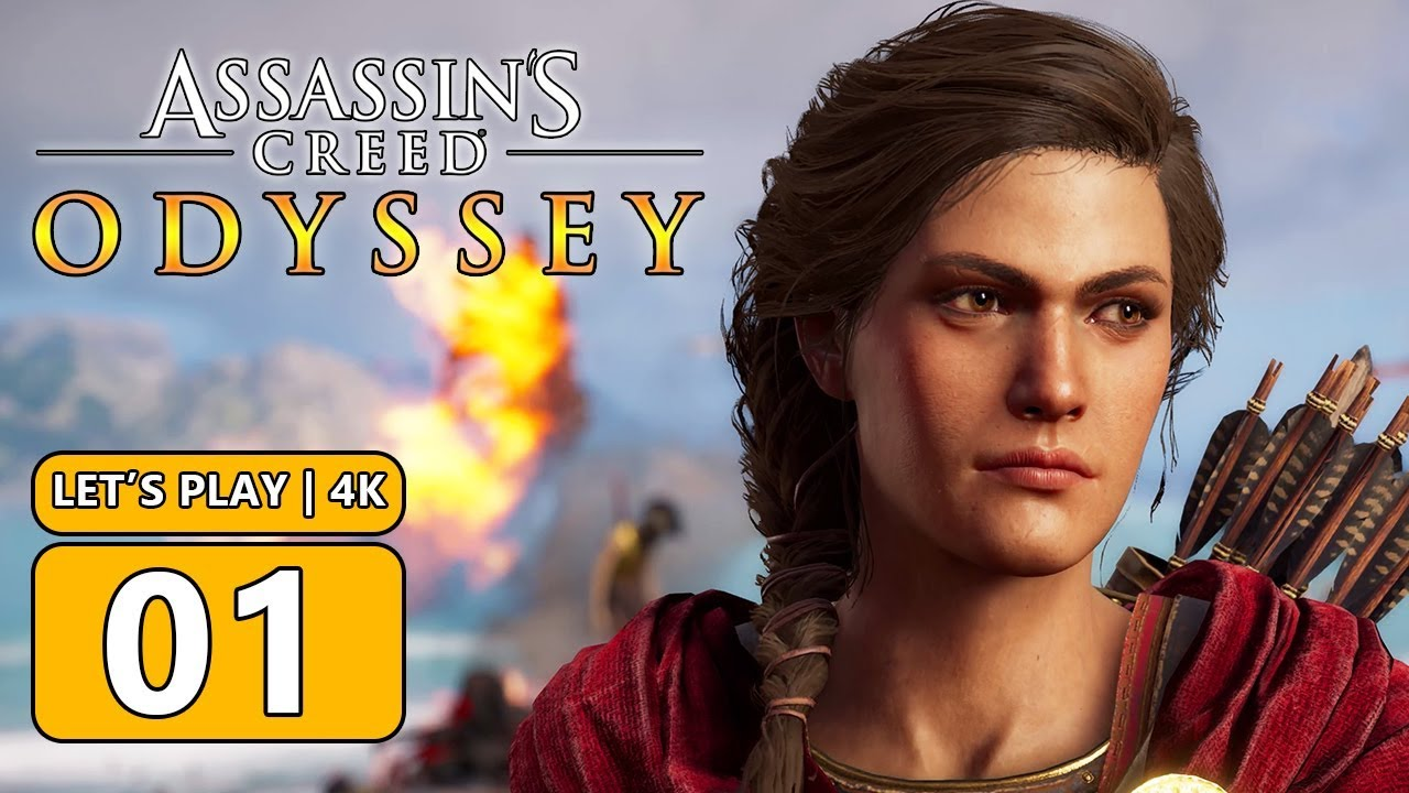 ASSASSIN'S CREED ODYSSEY FR #1