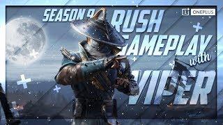 Gambar cover Season 9 Rush Gameplay ft. Team SouL   PUBG Mobile   Powered By OnePlus