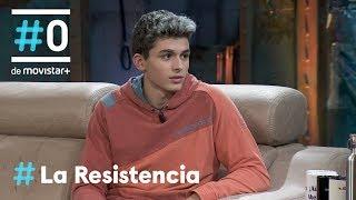LA RESISTENCIA - Entrevista a Alberto Ginés | #LaResistencia 19.02.2020