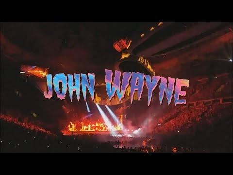 Lady Gaga - John Wayne - Joanne World Tour DVD (FM) [Vancouver] (HD)