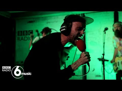 Idles - Colossus (6 Music Live Room)