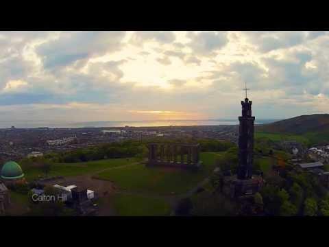 Edinburgh By Air