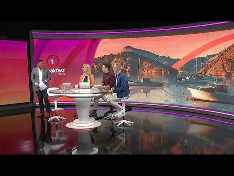 TVNZ: 1 News Breakfast Open - 22nd January 2018