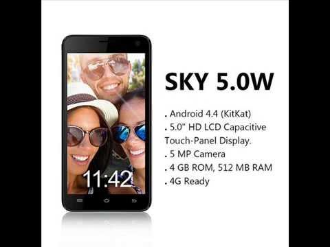 Download sky 5 0W firmware