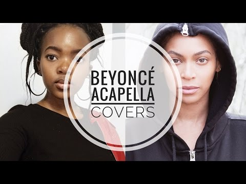 Beyonce Acapella Covers | South African YouTuber