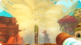Video de ¡LOS TORNADOS ARRASAN EL RANCHO! | Slime Rancher #30