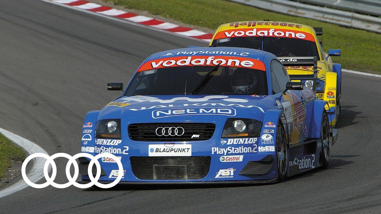 DTM Best Moments part 2 of 5: Abt-Audi TT-R with Mattias Ekström