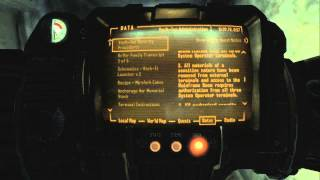 Fallout 3 Vault-Tec Headquarters Mainframe Access w/Commentary