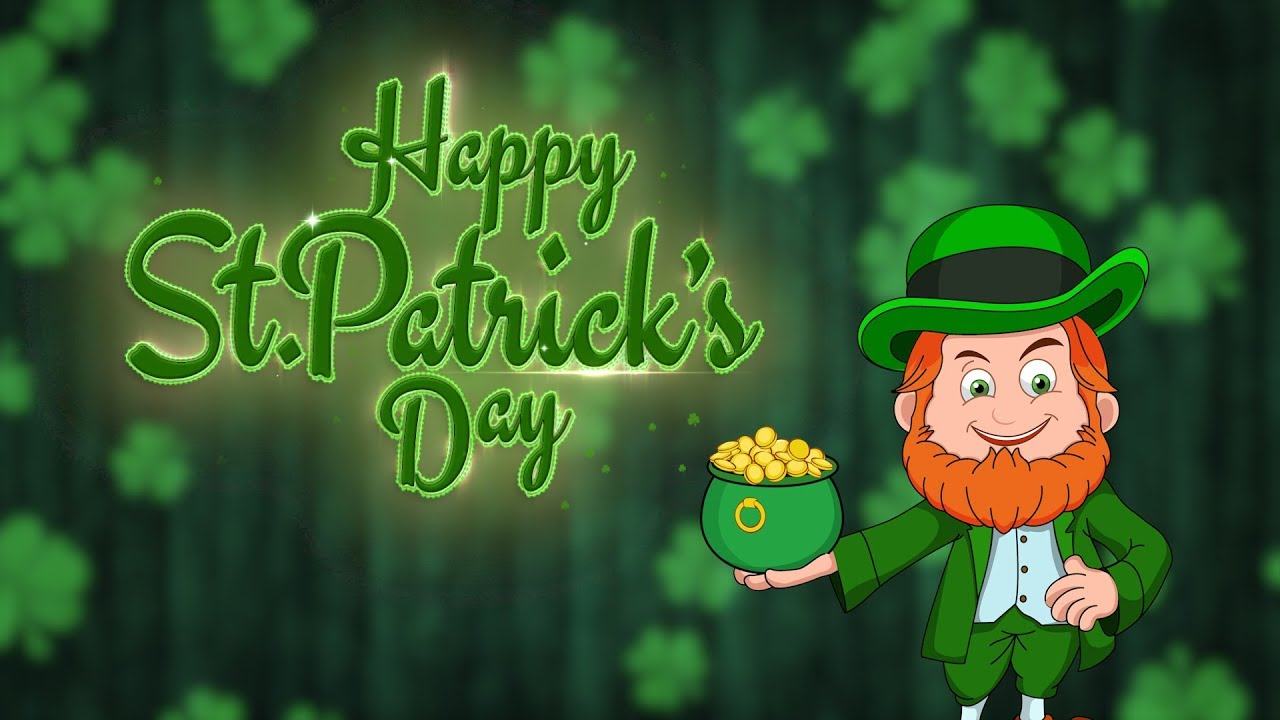 Image result for st patrick's day 2020