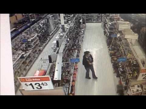 Suspect Steals Tools From Walmart to Burglarize Verizon