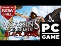 How To Download Assassin's Creed IV Black Flag For FREE On PC[Working 100%][Windows 7/8]