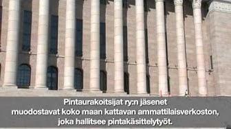 Maalareita Helsinki Pintaurakoitsijat ry