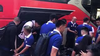 PBA Magnolia Hotshots Players Arrival in CDO