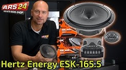 neue Lautsprecher fürs Auto   REVIEW   Hertz ESK165.5 & ESK165L.5