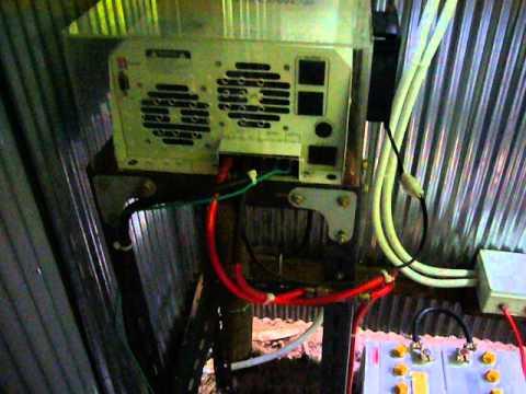 กังหันน้ำผลิตกระแสไฟฟ้า ( Micro Hydro Power Generator )