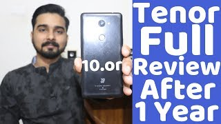 Tenor E Full Review After 1 Year of Usage | My Last Verdict on Tenor