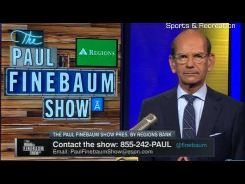 The Paul Finebaum Show Hour 3: 4/20/17- Kentucky Sports Radio's Matt Jones