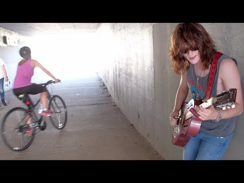 "Tyler Bryant - ""Ramblin' Bones"" - Live from under a bridge in Nashville, TN"