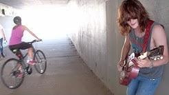 "Tyler Bryant - ""Ramblin' Bones"" - Live from under a bridge in Nashville, TN"