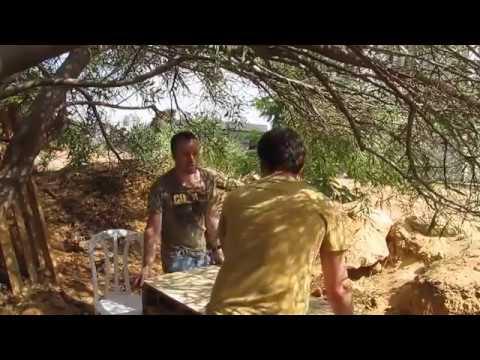 Golem of Givat Shmuel 01 Cofix @ Fortress