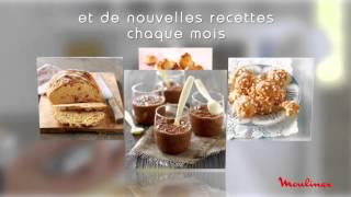 Découvrez l'application de recettes Companion de Moulinex
