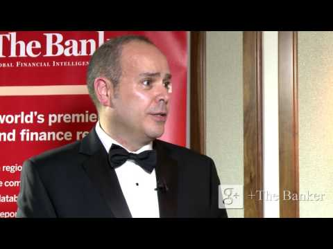 The Banker's Investment Banking Awards 2015 - Interview with James Treseler