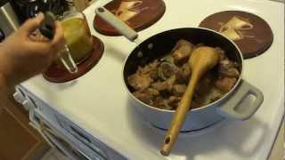 Hawaiian Beef Curry Stew