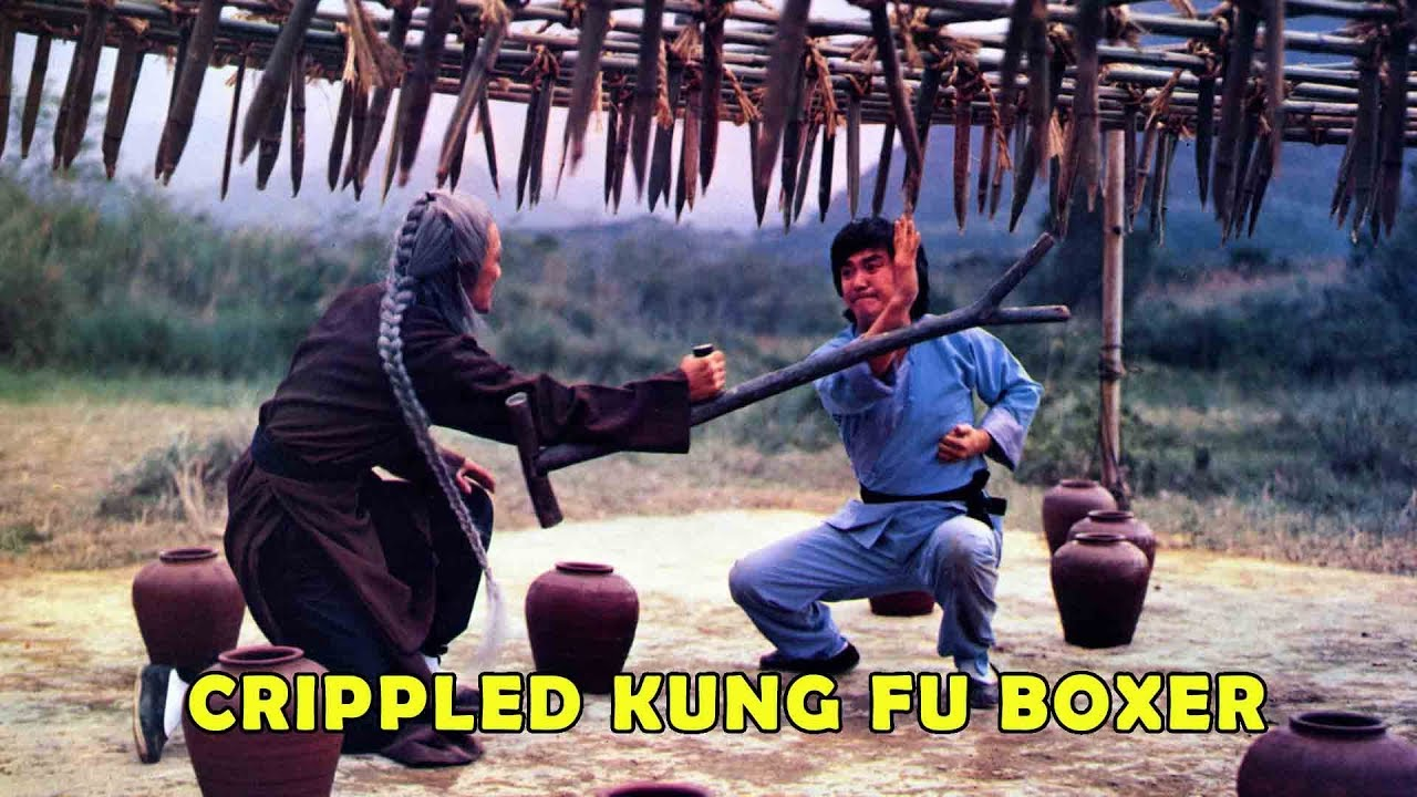 Wu Tang Collection - Crippled Kung Fu Boxer (Cantonese version with English Subtitles)