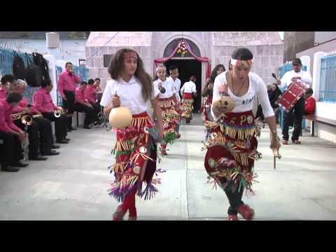 Danza típica de México - Guadalupanos