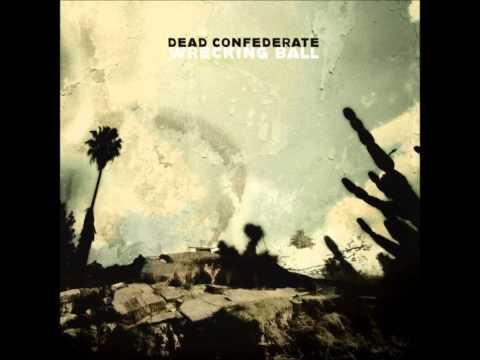 Dead Confederate - Flesh Colored Canvas