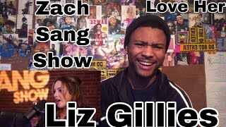 Zach Sang Show - Liz Gillies and Special Guest Matt Bennett | Reaction