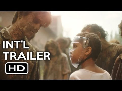 Thumbnail: The Girl with All the Gifts Official International Trailer #1 (2016) Gemma Arterton Zombie Movie HD