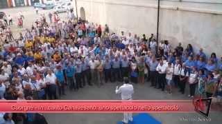 Cuorgnè - In...canto Canavesano: uno spettacolo nello spetta