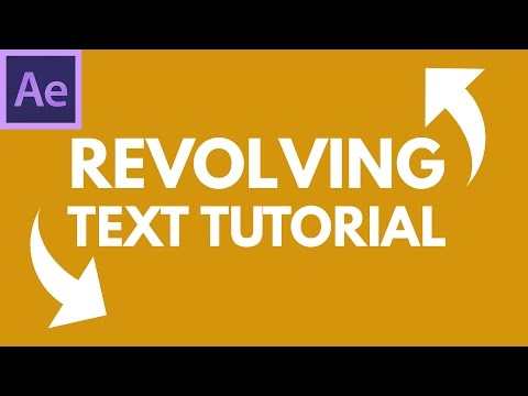 After Effects Tutorial Kinetic Falling Text Doovi