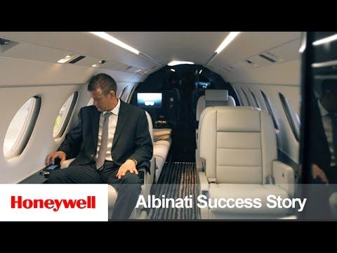 Honeywell Presents: True Stories (Albinati Aeronautics)|Customer Success Stories|Honeywell Aviation