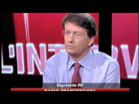 Sintesi dell'intervista di SKY TG 24 a Dario Franceschini - 27 settembre 2009