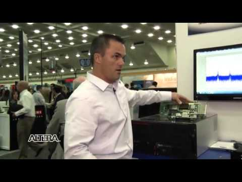 COTS High Performance Computing Platform & Digital Channelizer System on Altera FPGAs