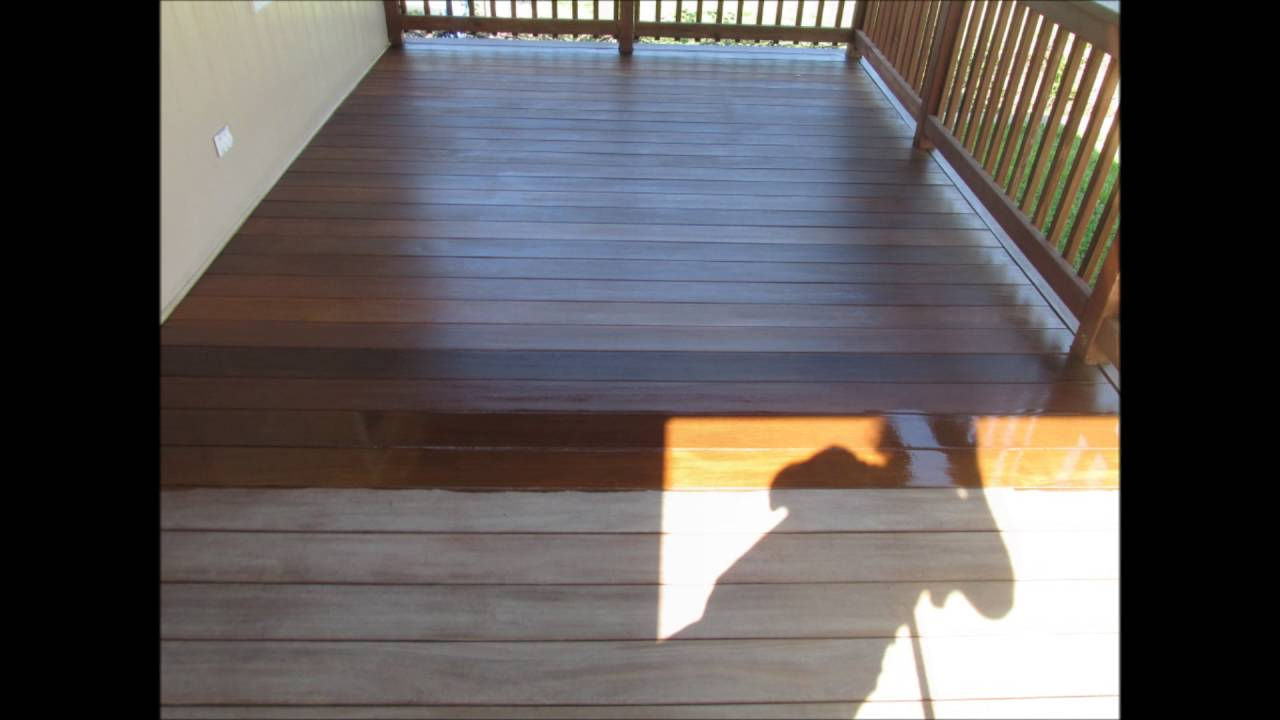 cumaru deck oiling with ipe oil time lapse april 2016 youtube. Black Bedroom Furniture Sets. Home Design Ideas