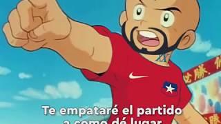 Chile Contra Argentina Versión Súper Campeones