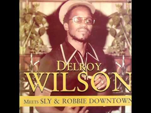Delroy Wilson Meets Sly & Robbie - Downtown (Full Album)