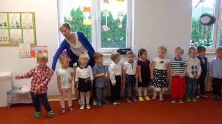 Hymn Polski w wykonaniu Dzieci z Przedszkola