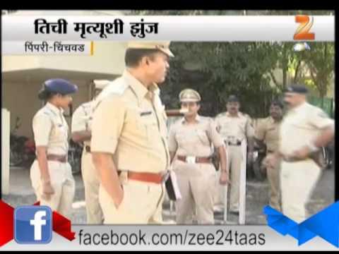 Pune: pimpari police ignorance, Girl's life in danger
