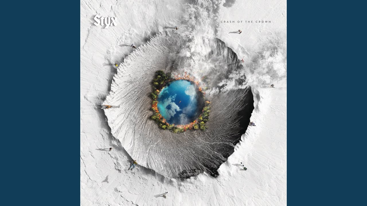 (Album Review) STYX - Crash of the Crown