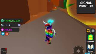 Roblox ghost simulator where too Find The yellow ring UPDATE 🚨 9 Limited time Dinosaurs biome
