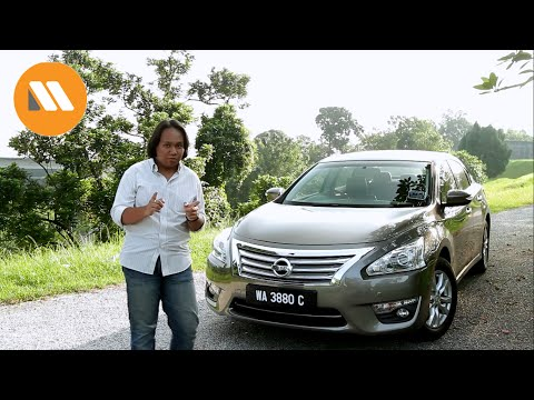 Nissan Teana review - MalaysianMotoring