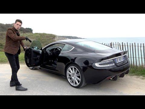 L'élégance Ne Meurt Jamais!! Aston Martin DBS