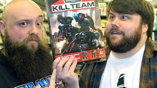 EG plays - Warhammer 40,000: Kill Team