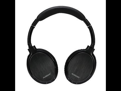 Ausdom M06 Stereo Wired/wireless  Bluetooth Headphones $50 *Updated*