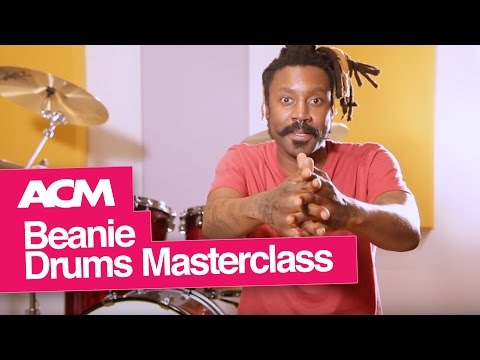 Drums Masterclass with Rudimental Drummer Beanie