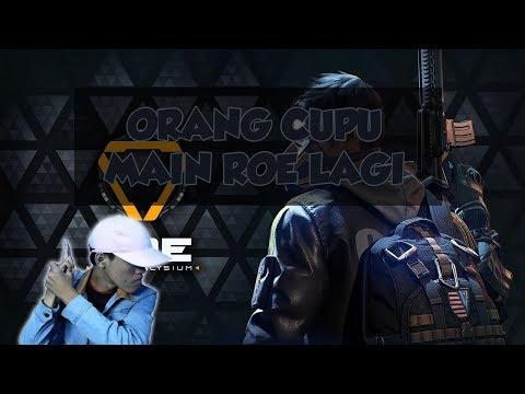 Orang Cupu Main ROE Lagi - Ring of Elysium Indonesia